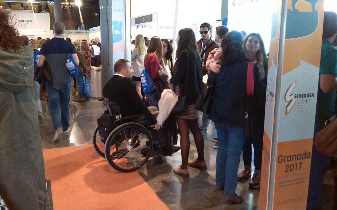 El Congreso médico de SEMERGEN cuenta con la presencia de Asociación DIA en el stand de FAES FARMA