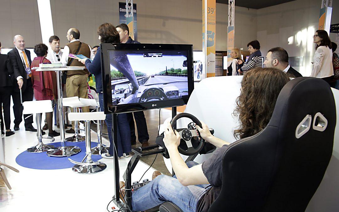 farmacos y conducción simulador