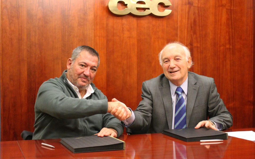 La Confederación de Empresarios de La Coruña y Asociación DIA