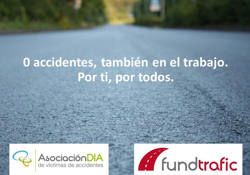 Campaña '0 accidentes' de la Fundación DIA