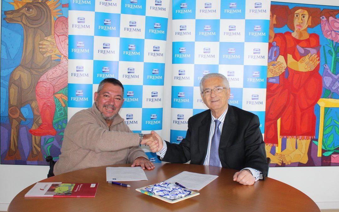 Firma Convenio Asociación DIA - FREMM - WEB