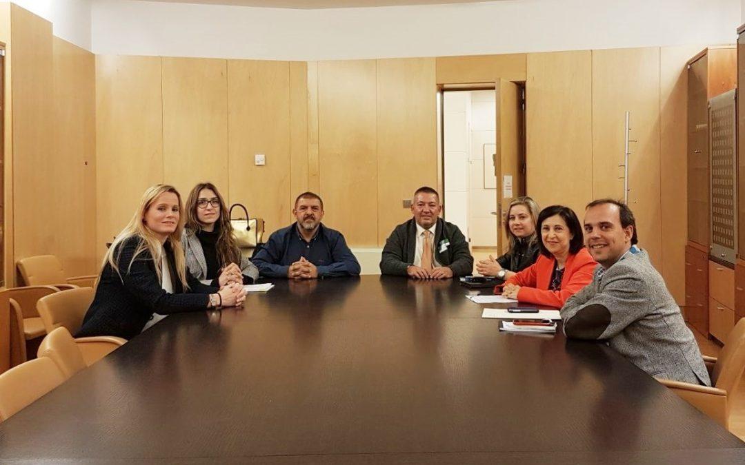 Reunión DIA Comisión Seguridad Vial y Comisión de Justicia Congreso