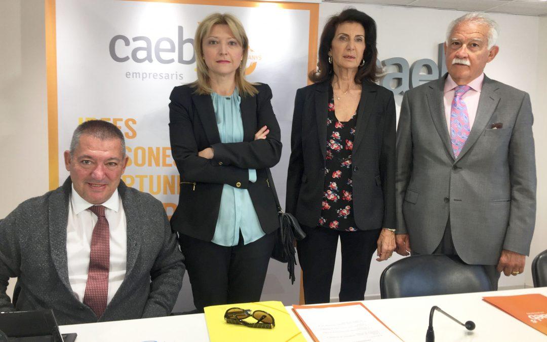 CAEB Seguridad Vial Laboral