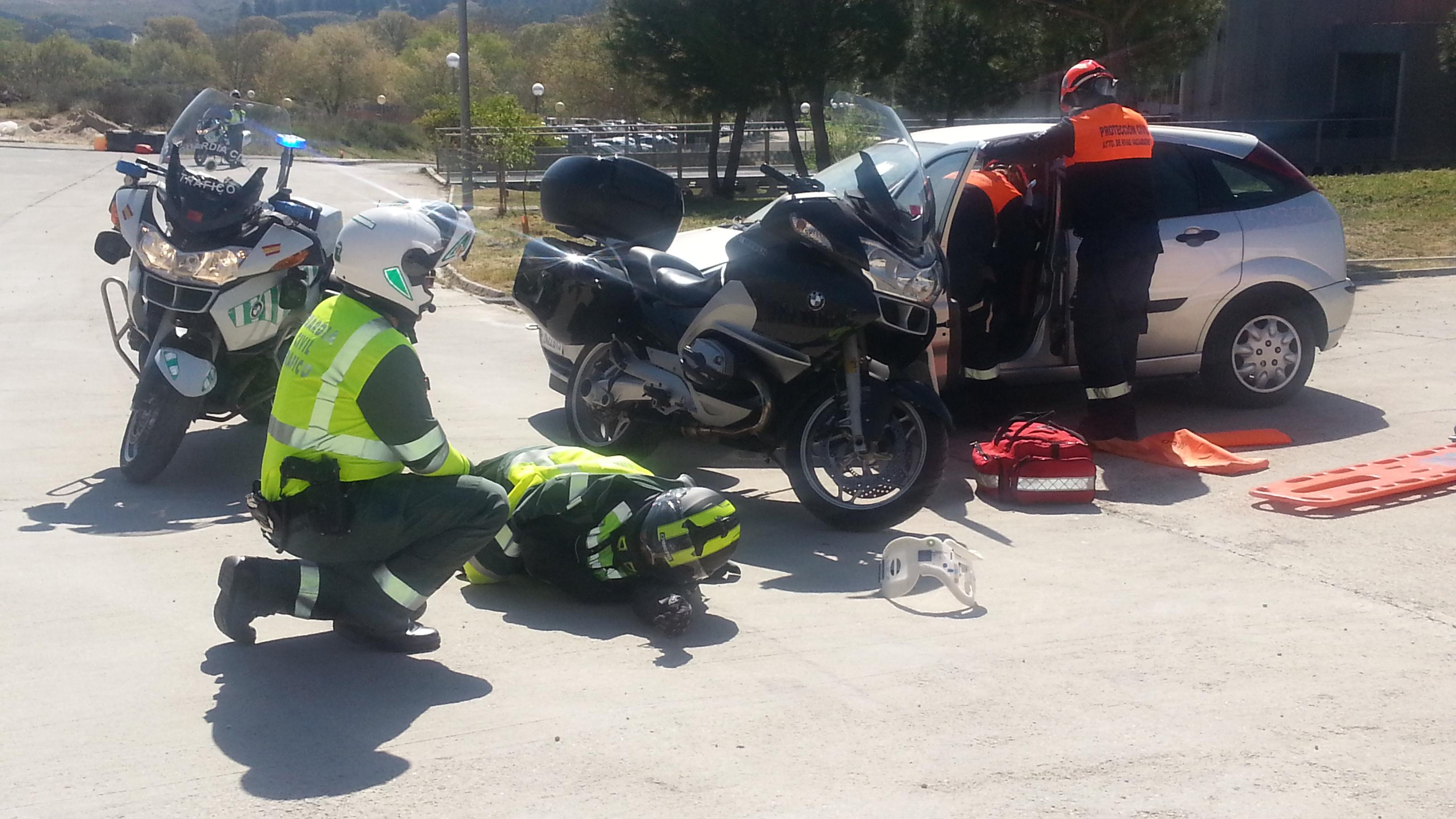 simulacro de accidente Asociación DIA (4)