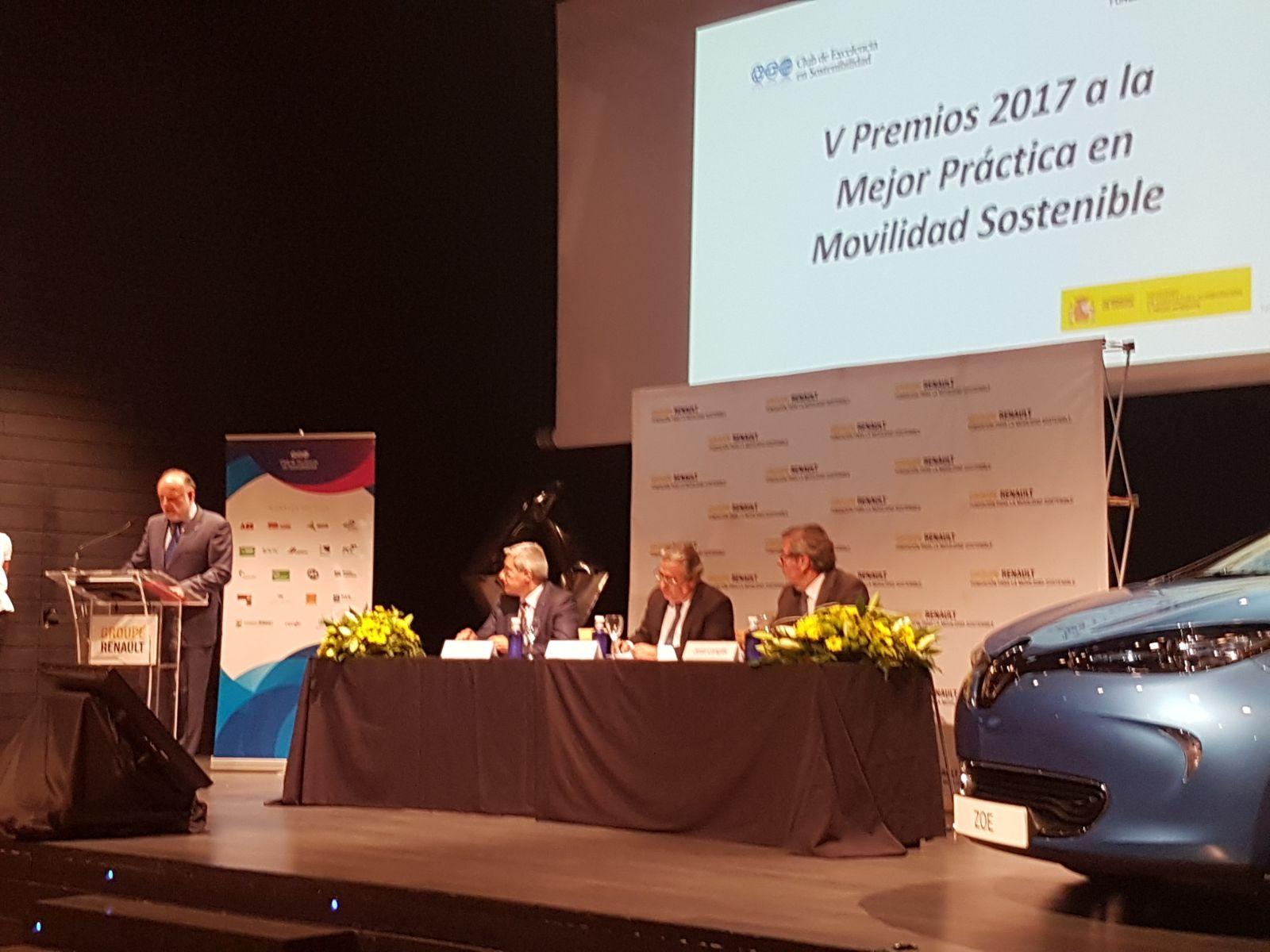 Premios Movilidad Renault
