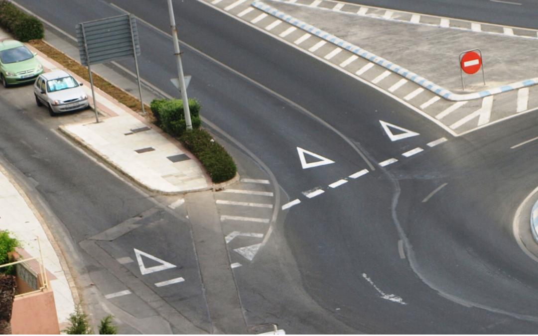 Accidentes por mala señalización- Línea de la Concepción CÁDIZ (1)