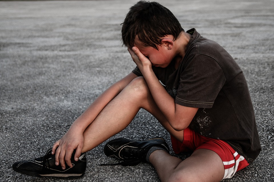 perder a un ser querido en la infancia - Alguien muy especial ha tenido un accidente-Asociación DIA