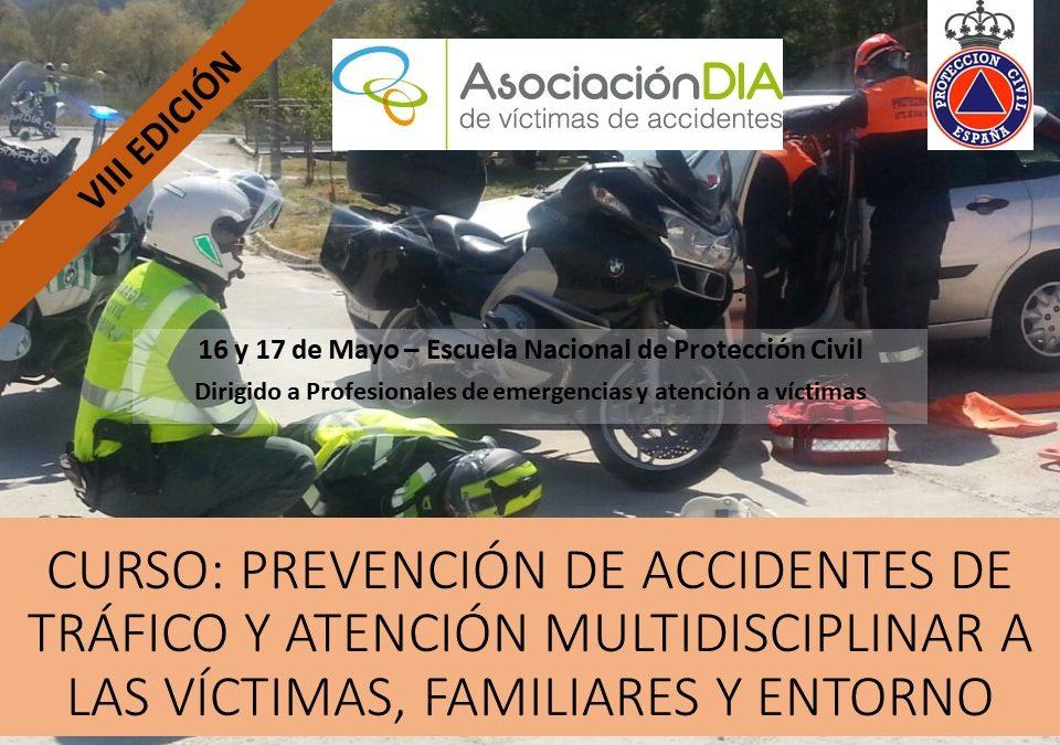 Abierta inscripción: VIII Curso de prevención de accidentes en la Escuela Nacional de Protección Civil