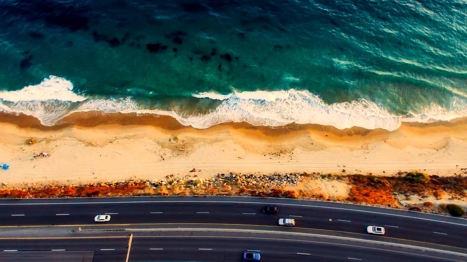 operación especial de tráfico - verano 2018-playa