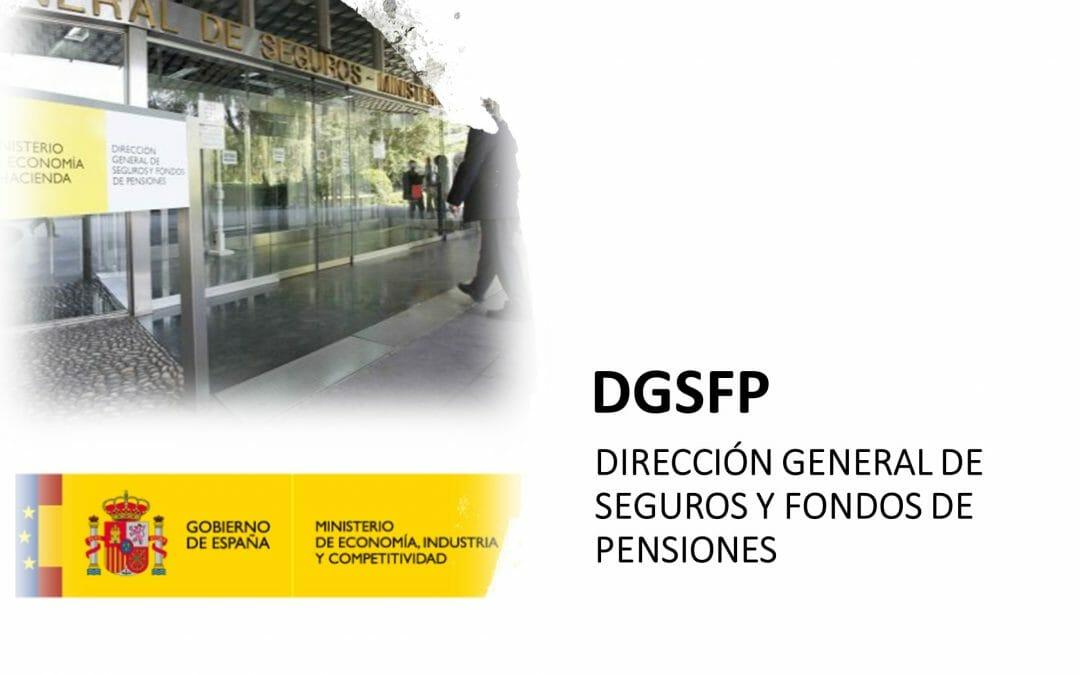 DGSFP-inspectores de seguros