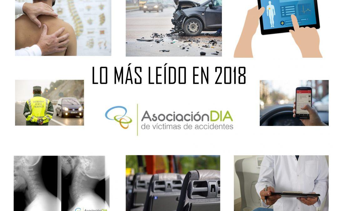LO MÁS LEÍDO EN 2018 - ASOCIACIÓN DIA víctimas