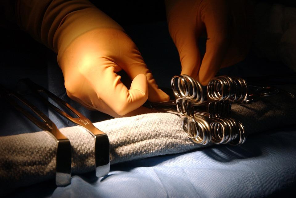 esterilizar-negligencia médica-infección nosocomial