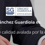 Sánchez Guardiola Bufete de Abogados
