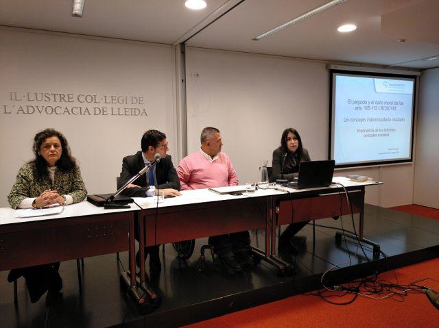 formación de Asociación DIA en Lleida